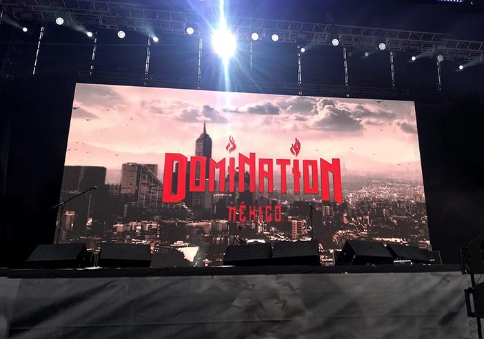 Domination, el festival que tanto esperábamos