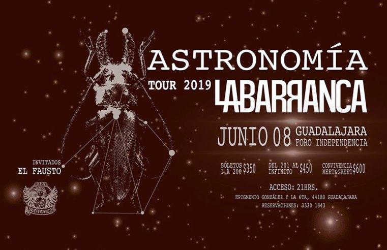 La Barranca en Guadalajara #Astronomía
