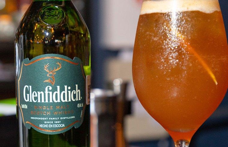 Glenfiddich se disfruta en La Pescadería