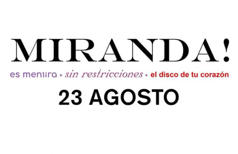 Miranda! en Guadalajara