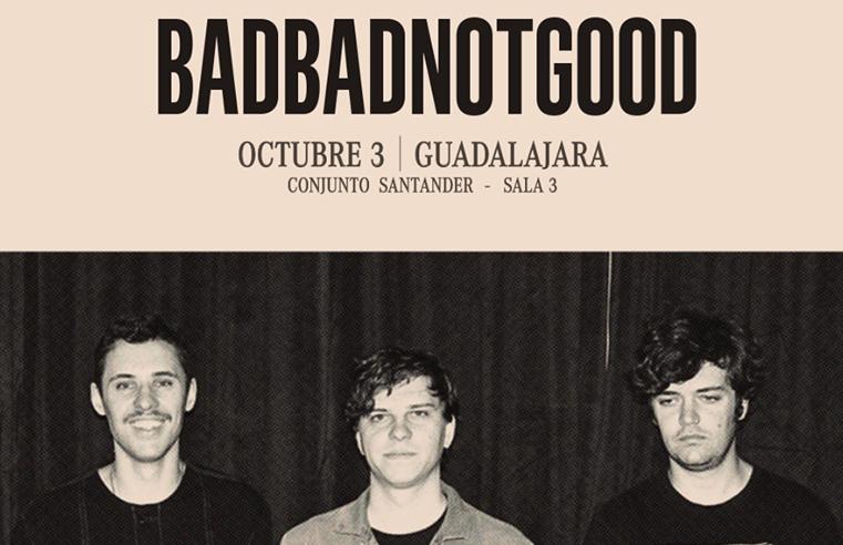 Bad bad not good en Guadalajara