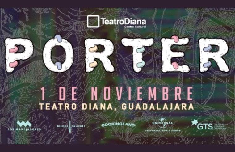 Porter Teatro Diana 2019