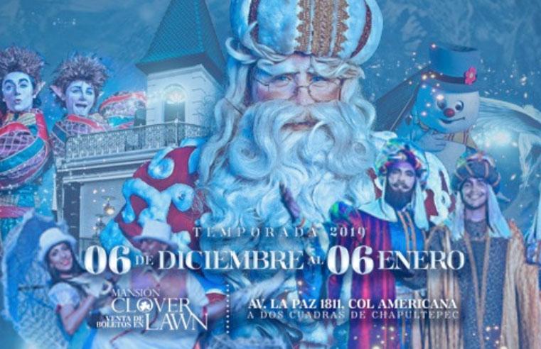 Sueño Mágico Festival de Navidad 2019