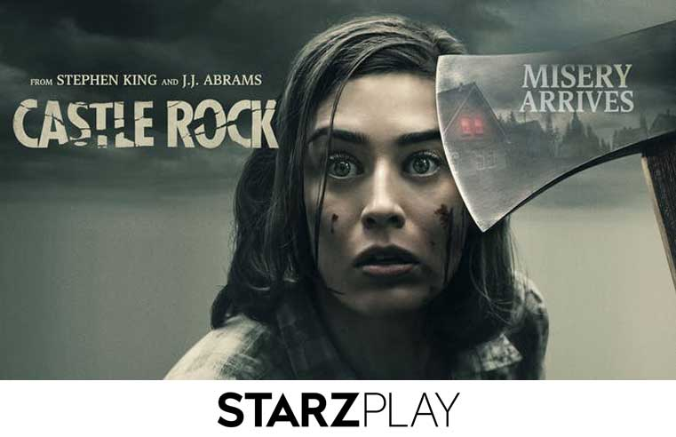 No te pierdas la 2da temporada de Castle Rock de Stephen King