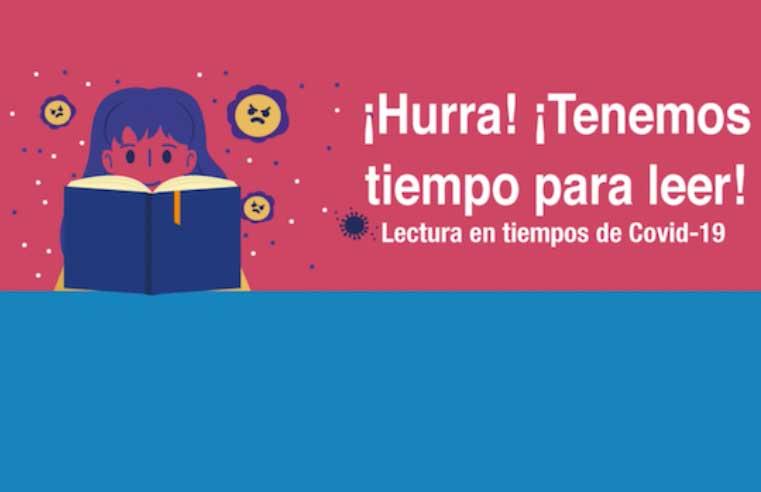 IBBY México ofrece actividades on line relacionadas con la lectura