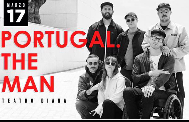 Portugal. The Man en Guadalajara