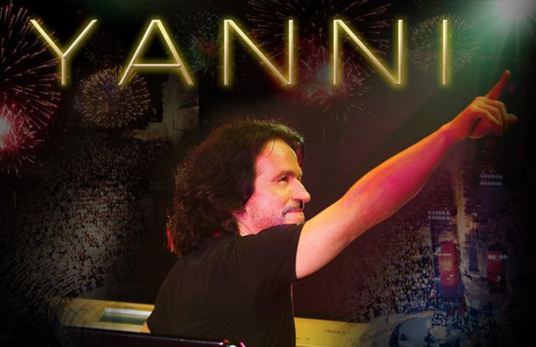 Yanni en Guadalajara