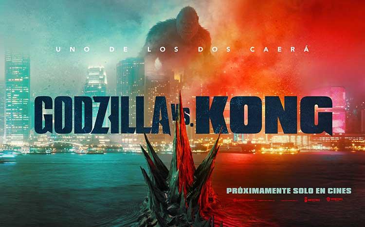 Datos curiosos de Godzilla vs. Kong