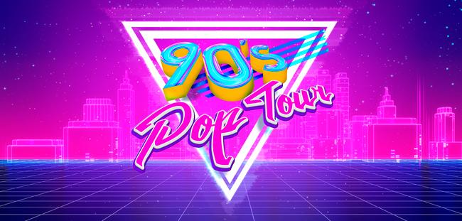 90s Pop Tour GDL 2021
