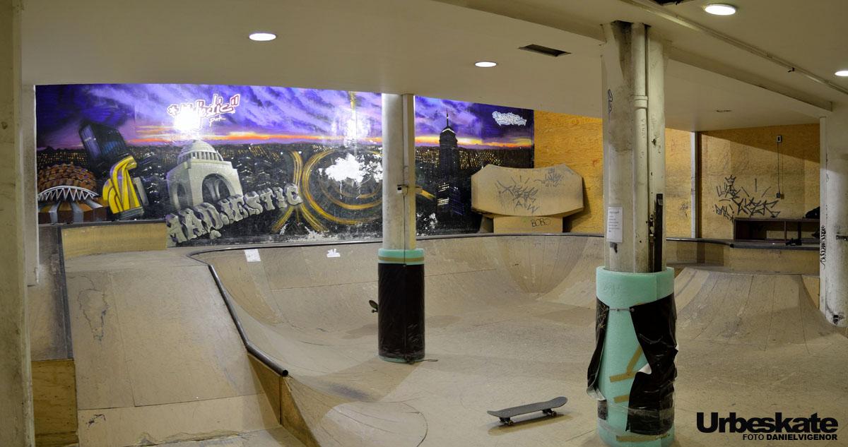 Majestic Skatepark Urbeskate