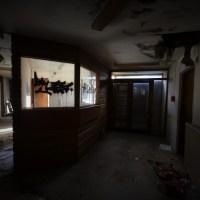 Abandoned Forensic Lab, Lunatic Asylum, North Island, New Zealand