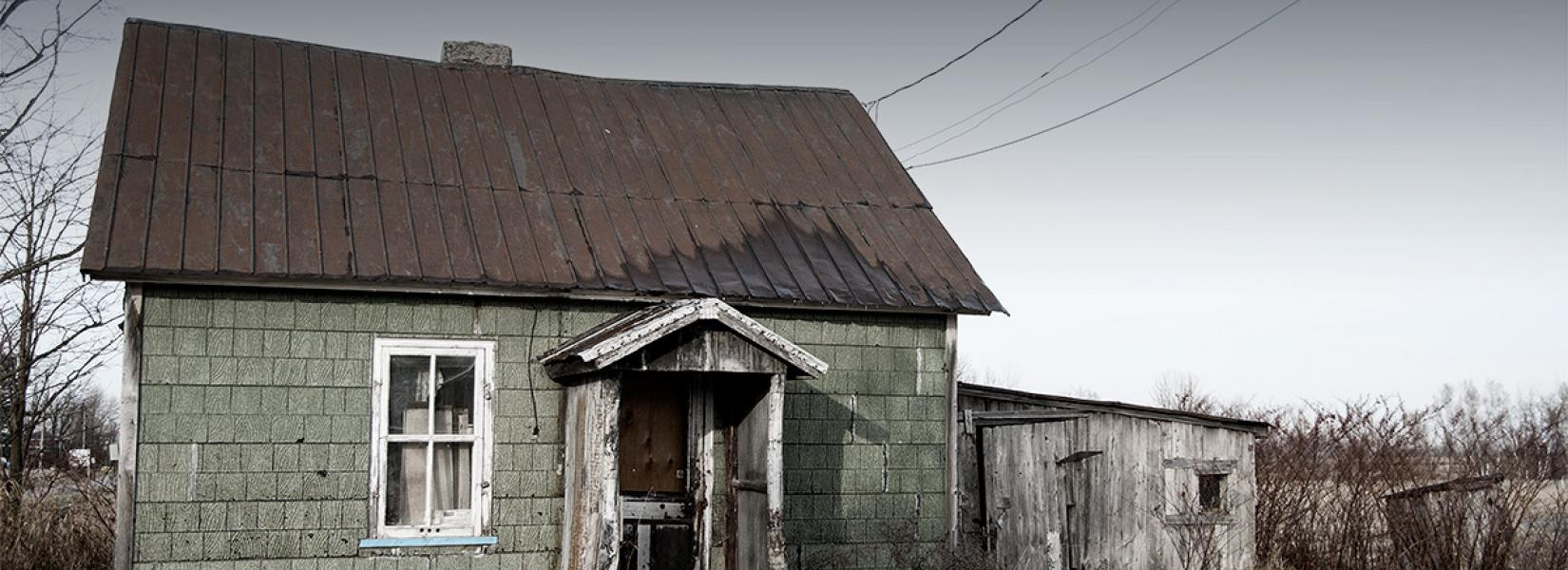 Maisons abandonnes en Montrgie  Urbex playground