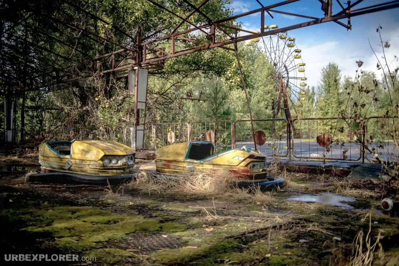 Fotoexpedition nach Tschernobyl & Pripjat