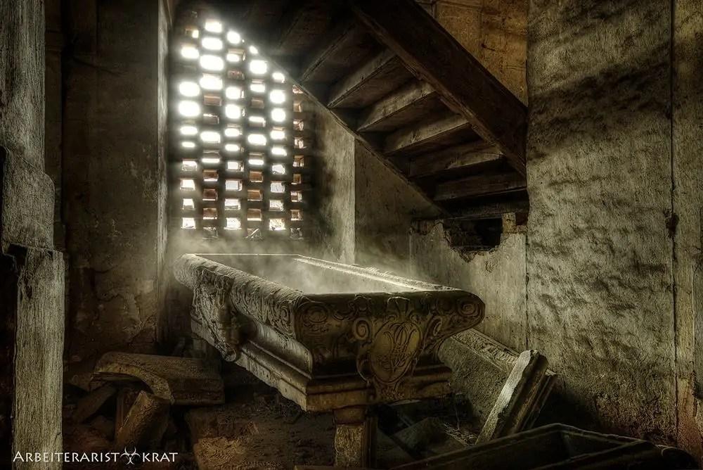 Entdeckt auf unserer Urbexplorer Lost Places Fototour in Polen