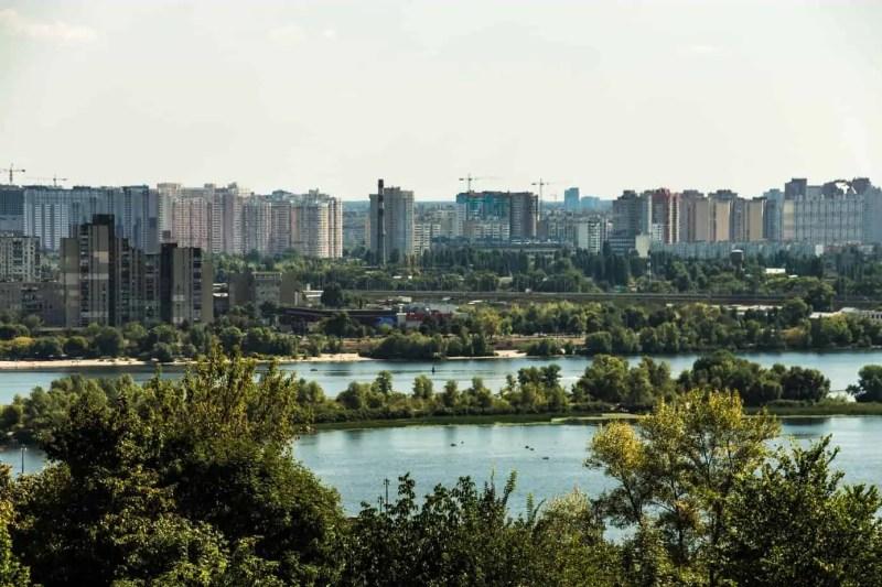 Wochenendtrip in der Ukraine