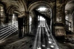 Der Teufel auf dem Kirchturm