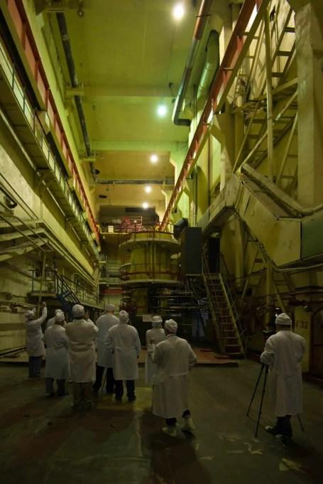 Atomgefahr in der Ukraine - Chernobyl Fallout Tour