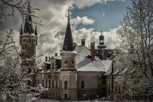 Lost Places Fototour in Polen