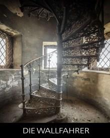 Das Leben ist eine Treppe: Wir wissen nie, ob es mit uns aufwärts oder abwärts geht.