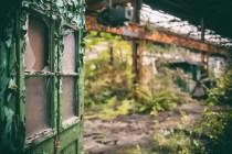 One way Ticket - Der verlassene Lokschuppen