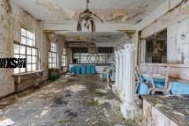 Hachijo Japan Royal Hotel Abandoned