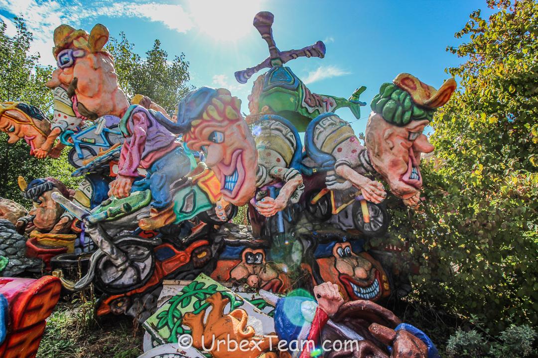 Carnaval Graveyard 7