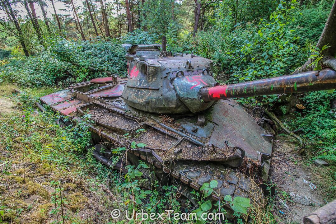 Lost Tanks 3