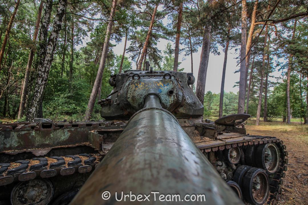 Lost Tanks 7