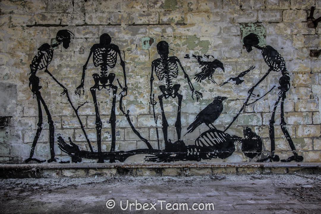 Usine Skelet 13
