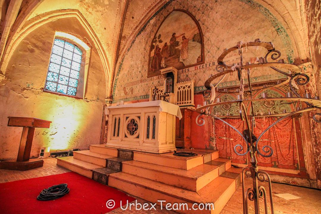 Chapel H 3