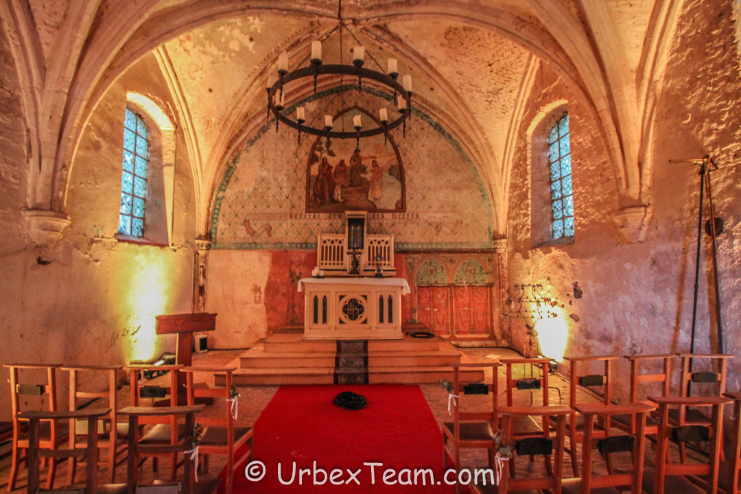 Chapel H 4