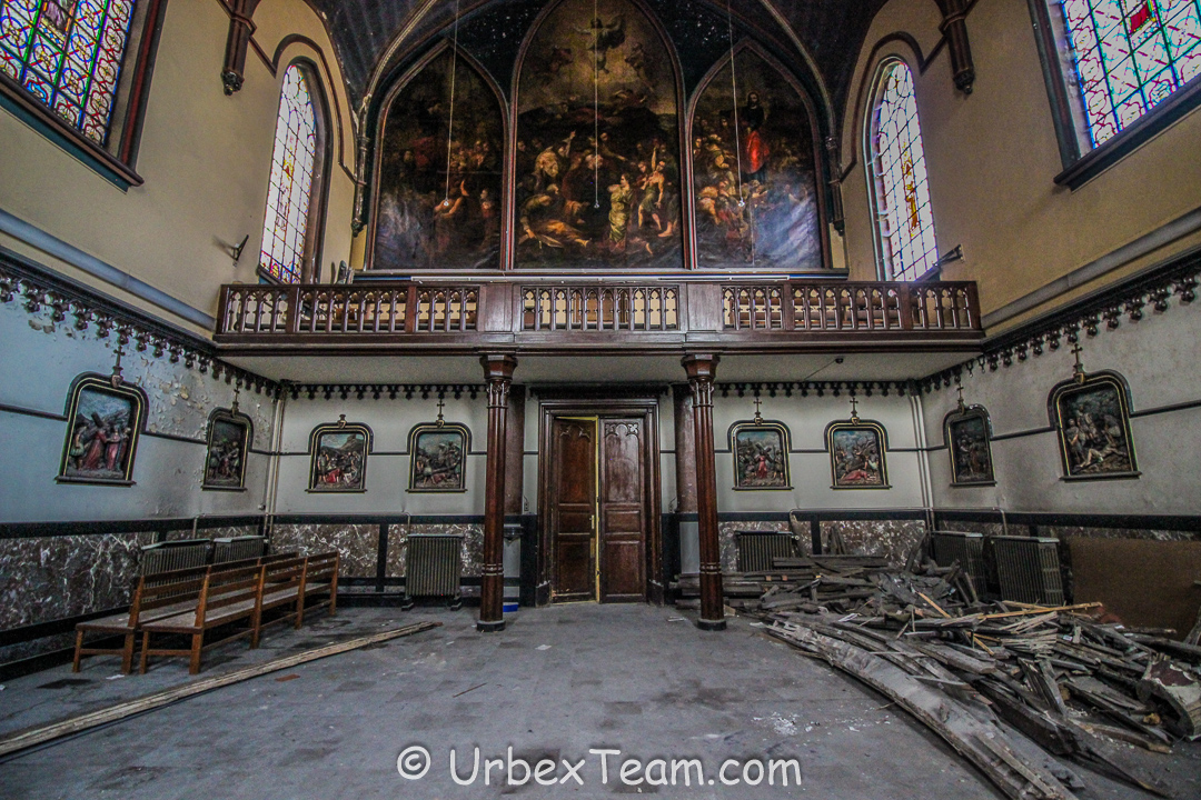 Universe Chapel 2