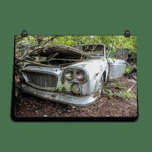 Lost Lancia Poster Print 24x36