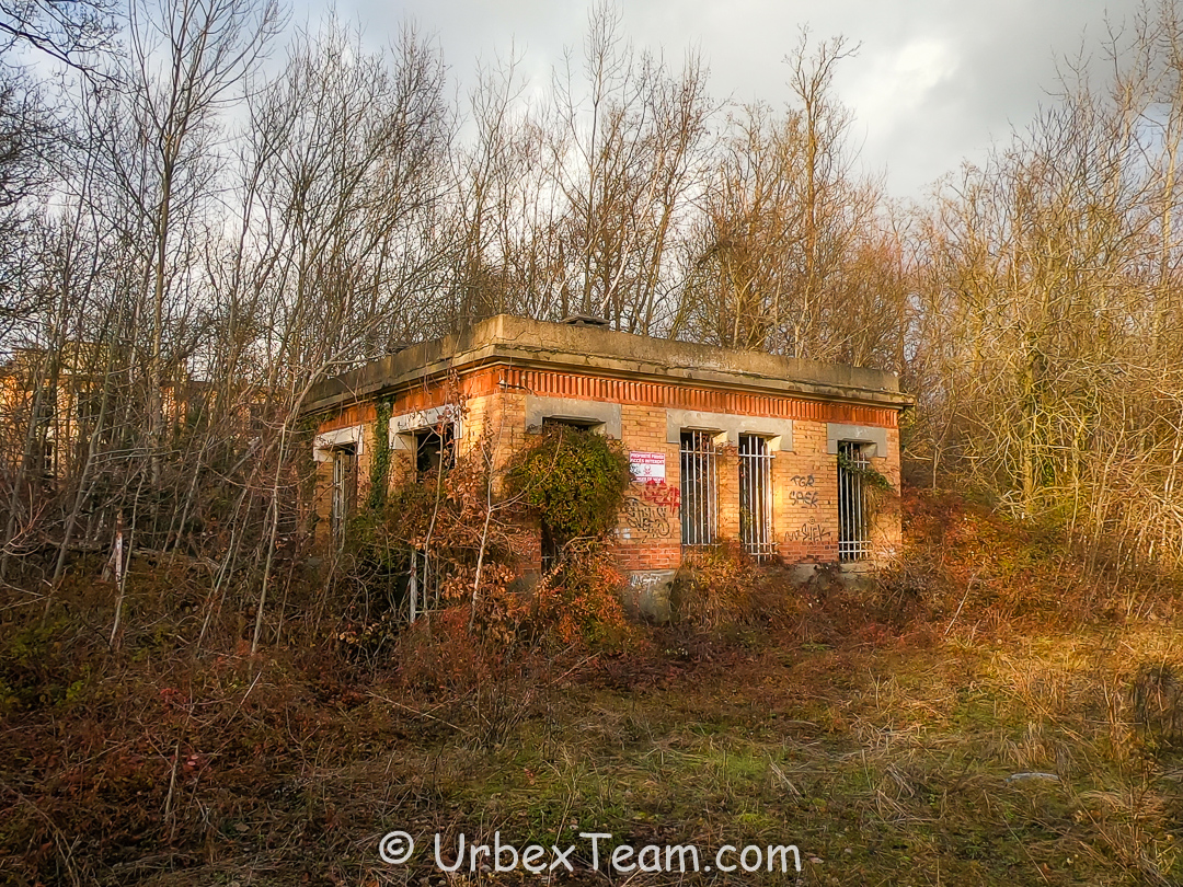 Sanatorium Du Dreux 4