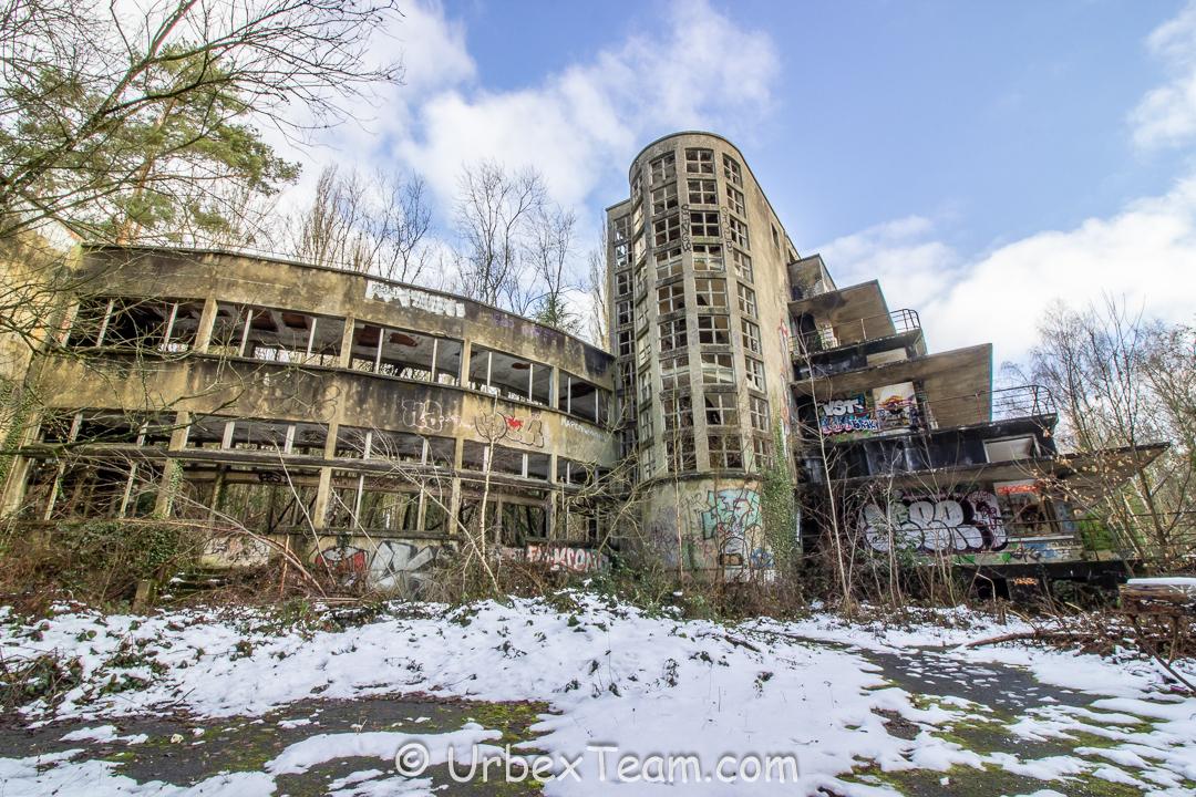 Sanatorium Val d'Oise 22