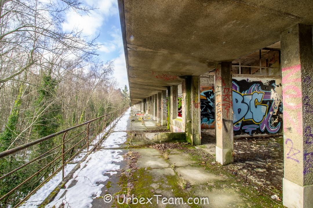 Sanatorium Val d'Oise 27