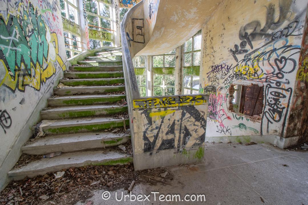 Sanatorium Val d'Oise 28