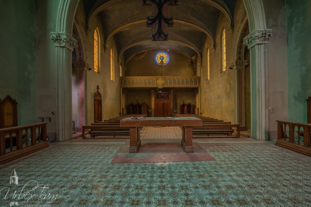 Blue Chapel 6