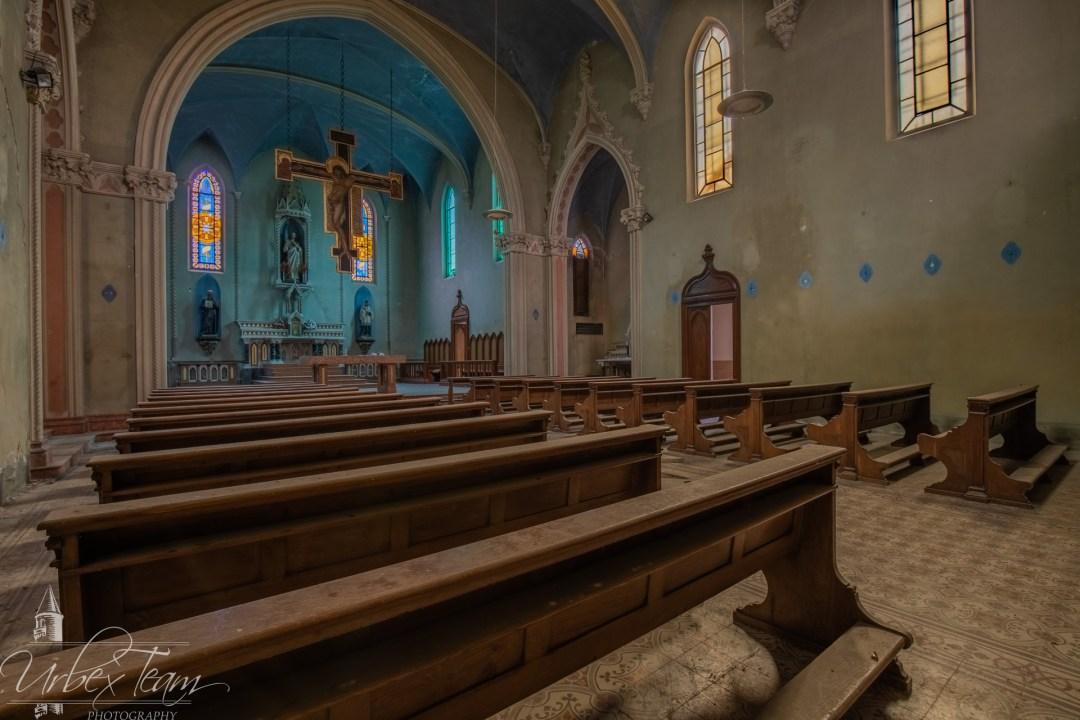 Blue Chapel 8