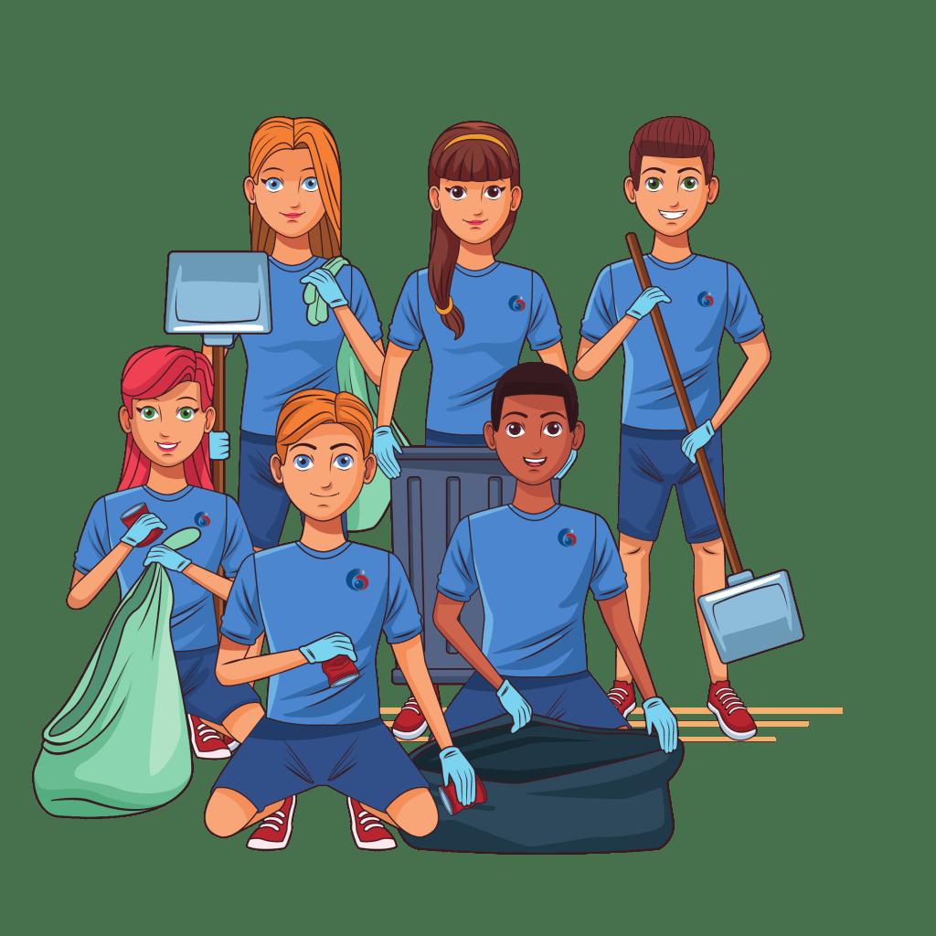 Urbina Animated Cleaners