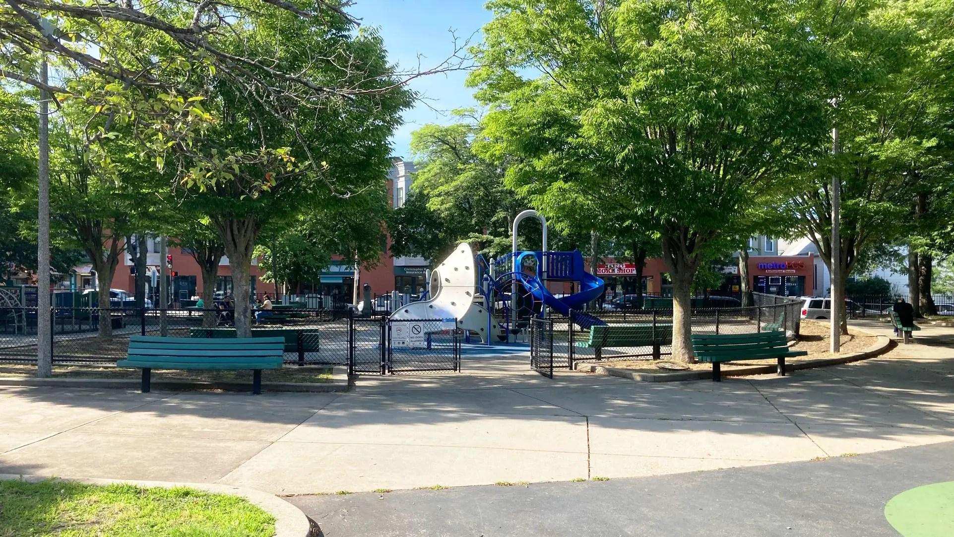 Mozart Street Playground