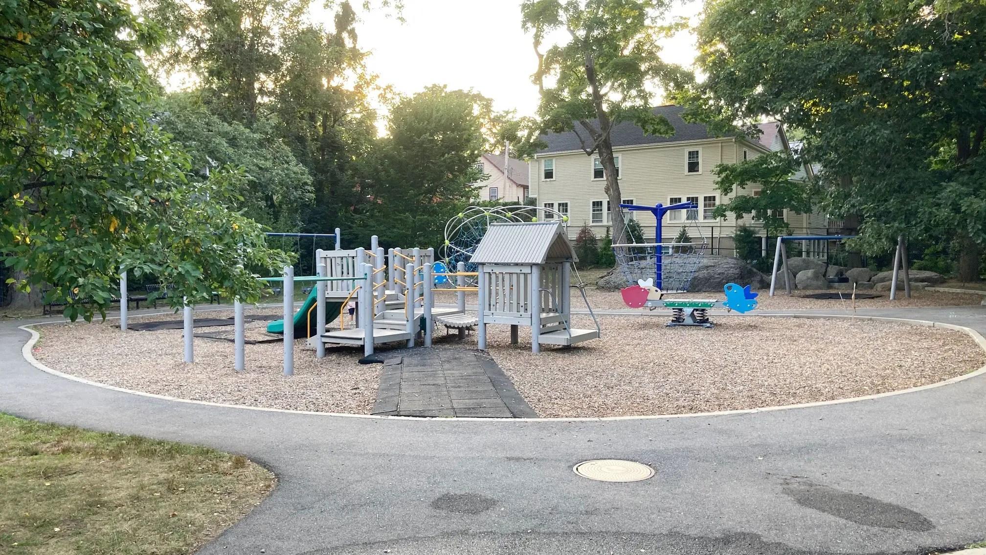 Clark Playground Brookline