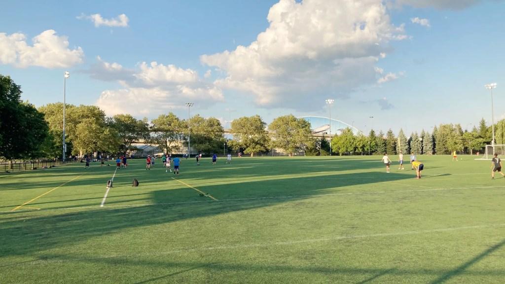 East Boston Memorial Park