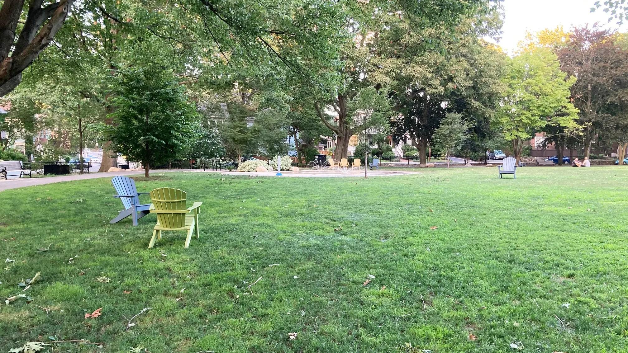 Emerson Garden Brookline