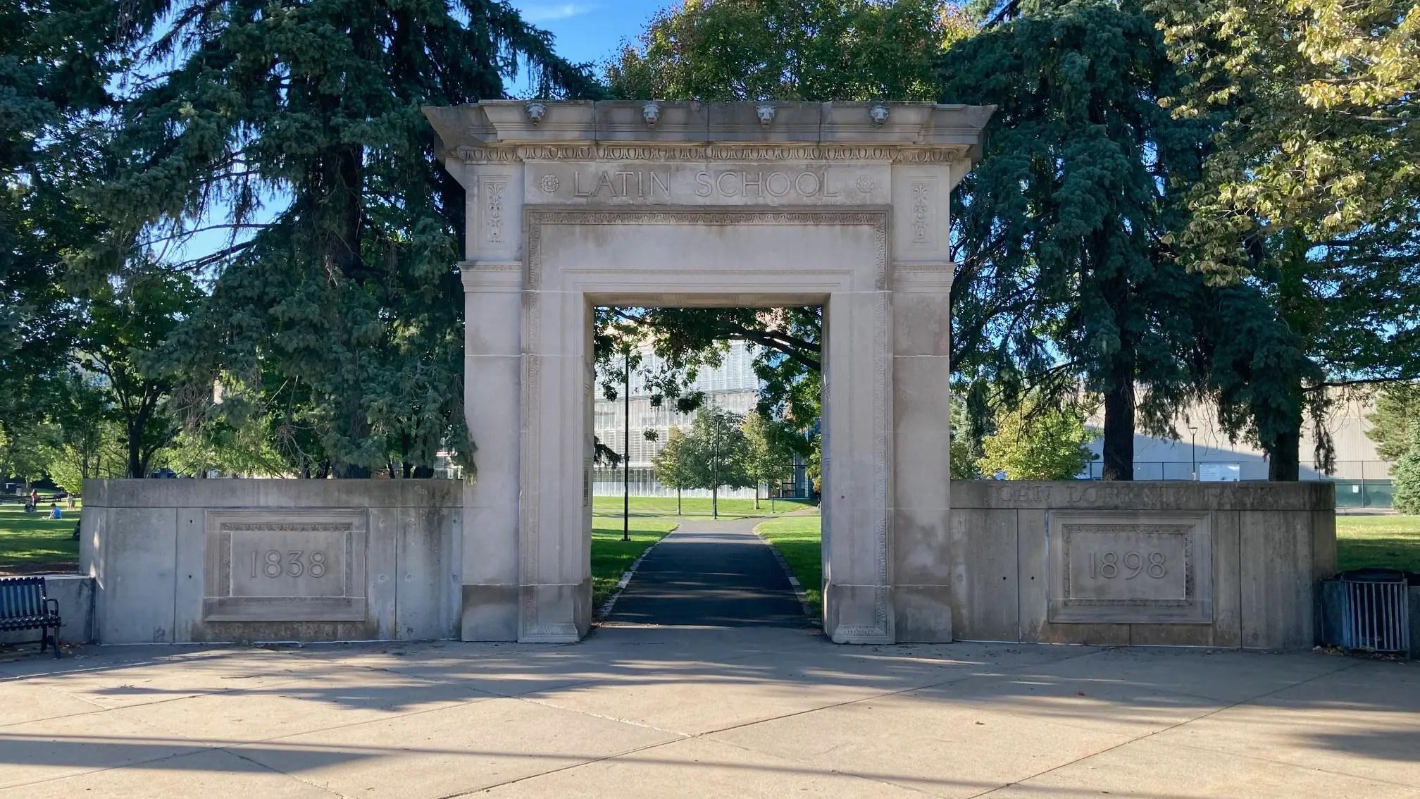 Joan Lorentz Park in Cambridge