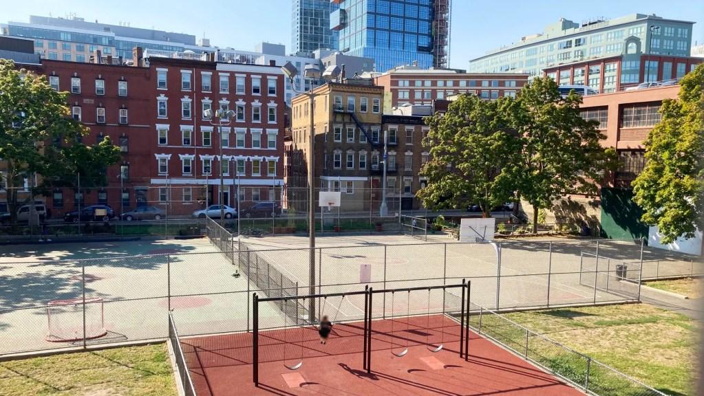 DeFilippo Playground Boston