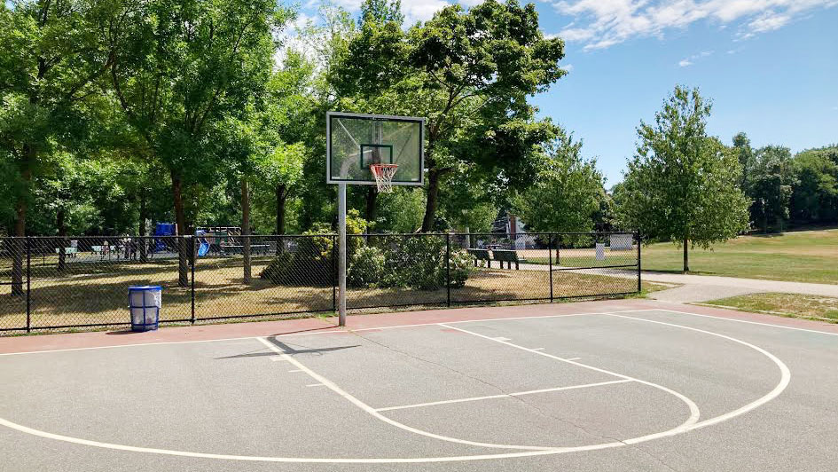 Basketball Courts in Boston