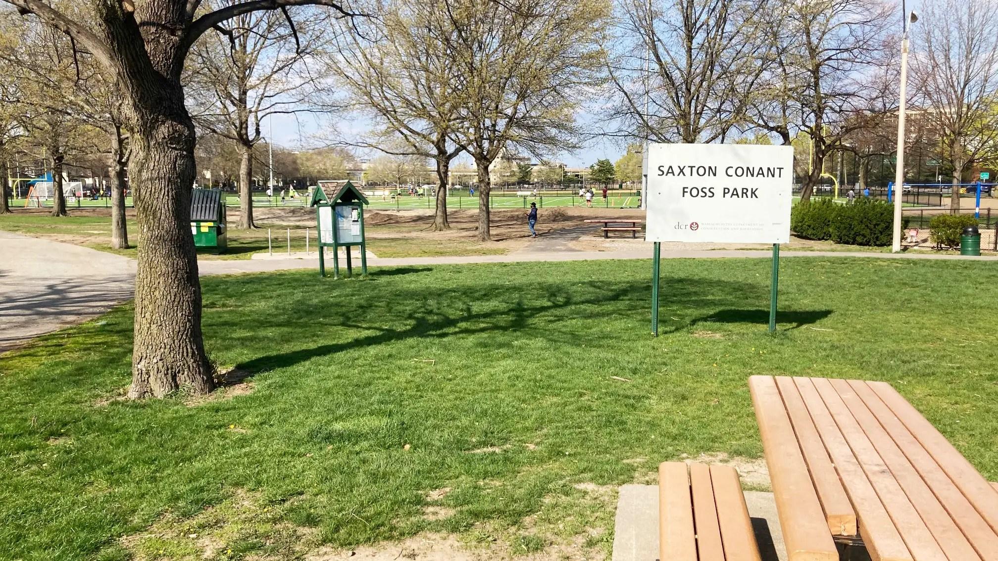 Foss Park Somerville