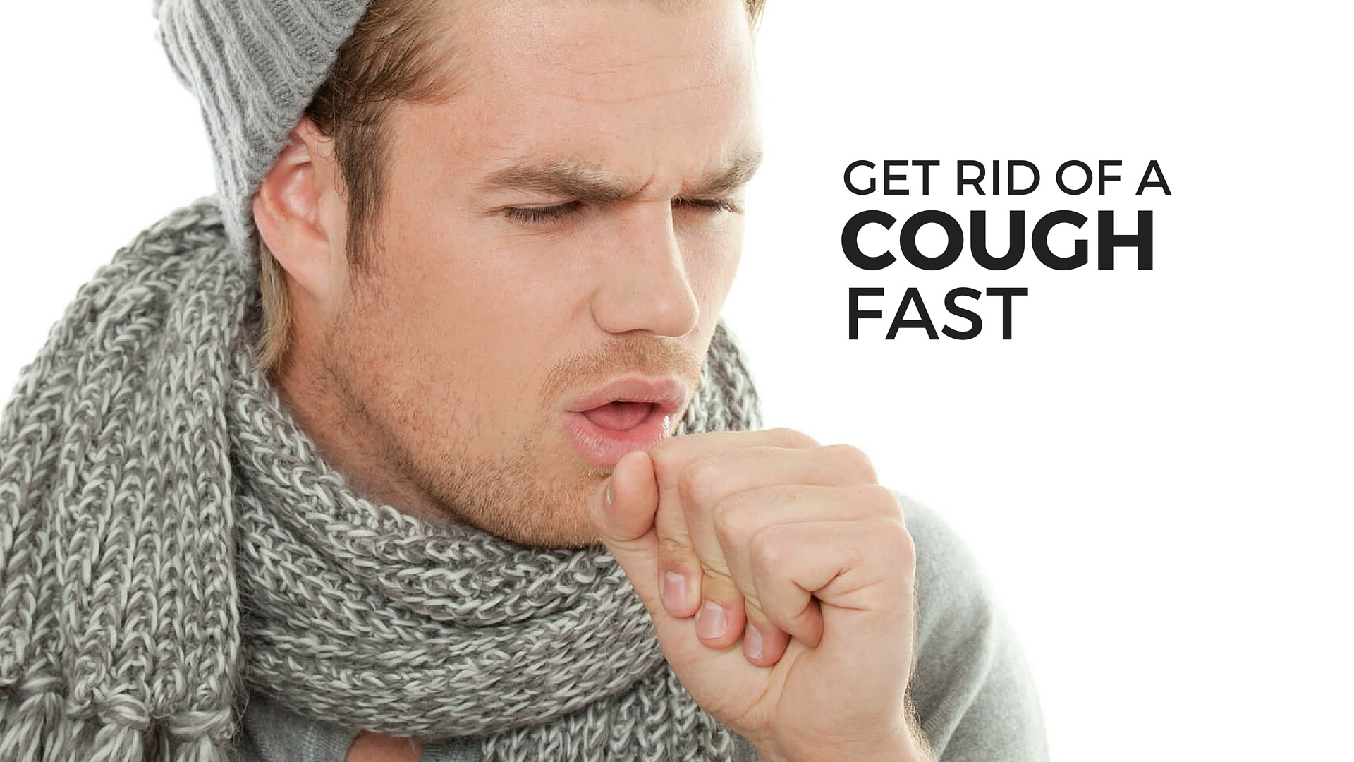 how to get rid of a cough quickly and naturally