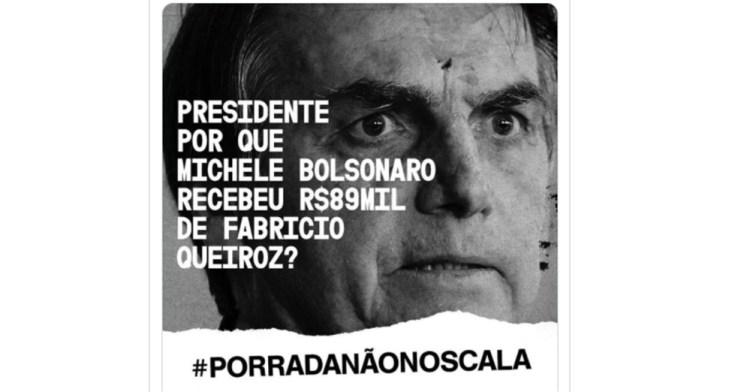 Pergunta do jornalista ameaçado de porrada por Bolsonaro vira ...